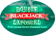 Double Exposure Blackjack Pro Series от Вулкан Делюкс